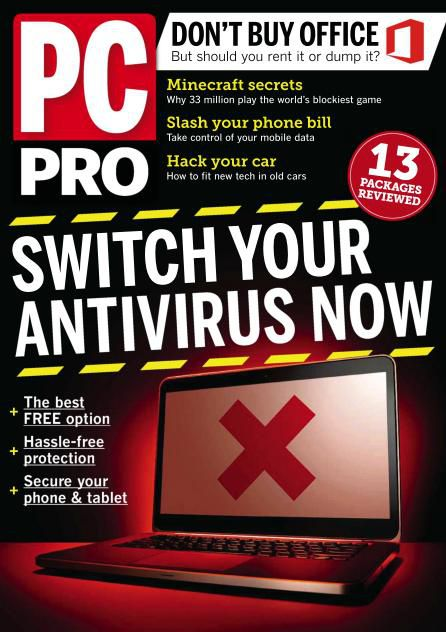 PC Pro - March 2014 (True PDF)