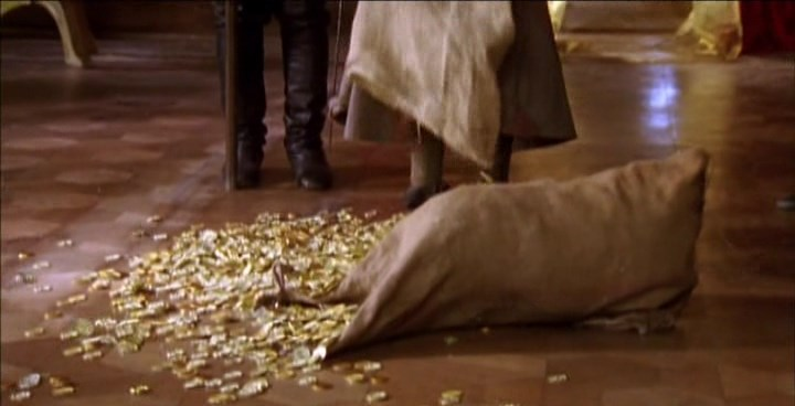Сказки Братьев Гримм: Звёздные талеры / Die Sterntaler (2011) SATRip