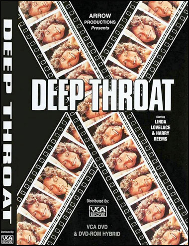 Глубокая глотка / Deep Throat (1972) DVD5 | Rus |