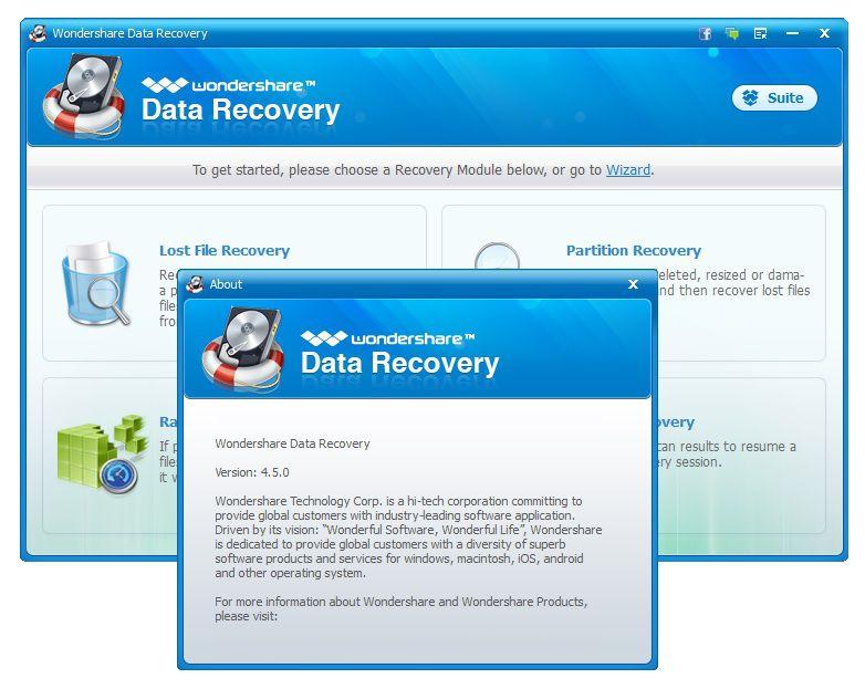 keygen wondershare data recovery mac