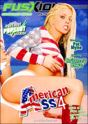 Brittney Skye - Американская задница 4 / American Ass 4 (2005) WEBRip