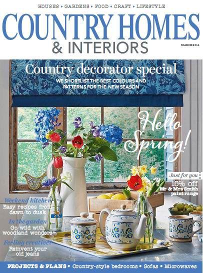 Country Homes Interiors Magazine March 2014 True Pdf