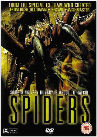 Пауки / Spiders (2000) DVDRip / 1.36 GB