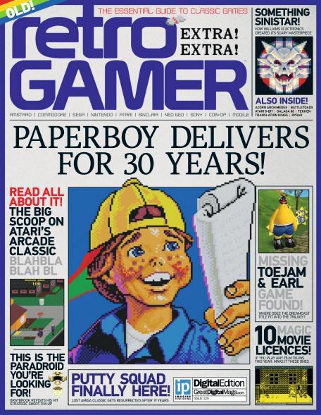 Retro Gamer - Issue No. 125 (True PDF)