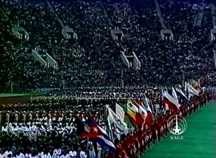 ���������-80. ������������� ��������� �������� � �������� XXII ����������� ��� � ������ (1980/TVRip)