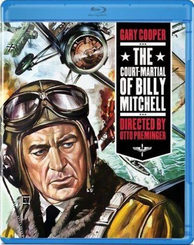 Трибунал Билли Митчелла / The Court-Martial of Billy Mitchell (Отто Преминджер / Otto Preminger) [1955, США, Военный, драма, биография, BDRip] AVO (А. Алексеев)