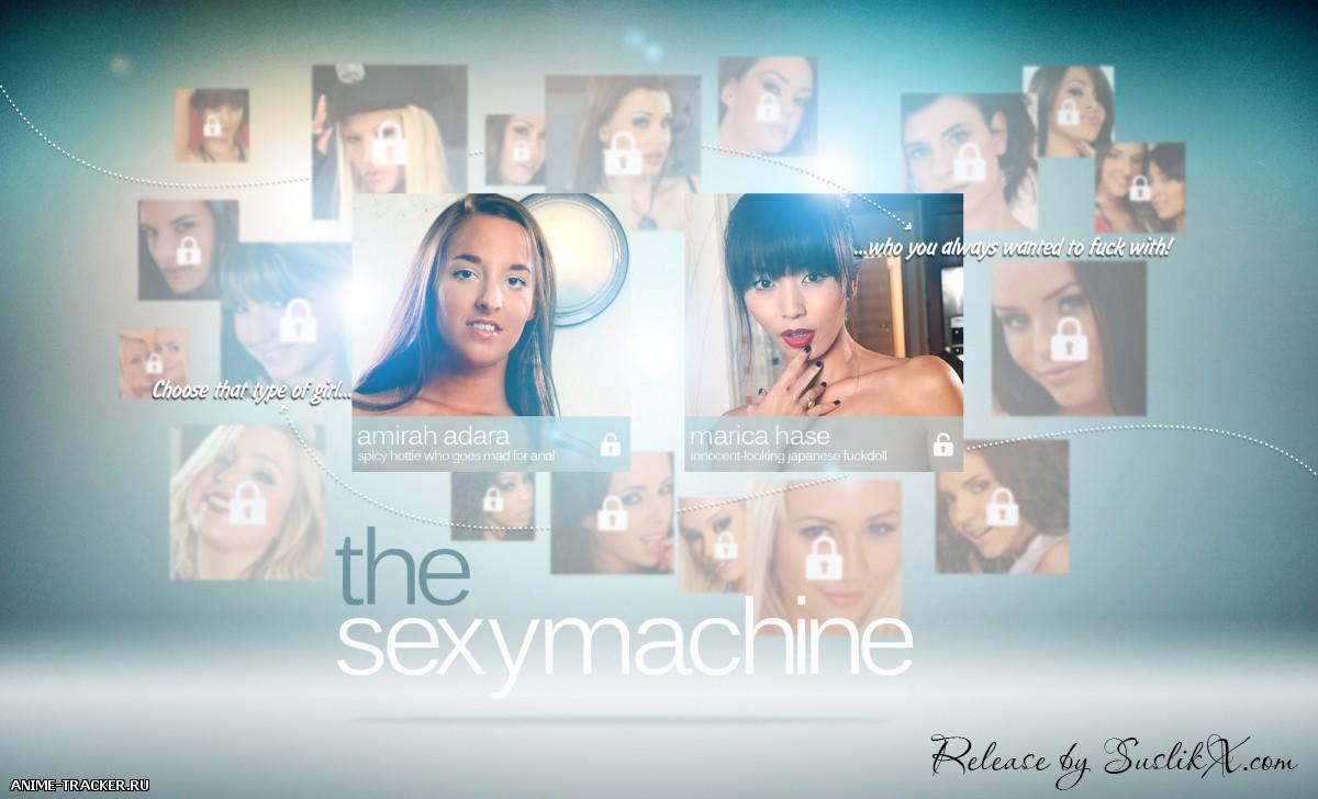The SexyMachine continue 2 / Сексуальная машина: Продолжение 2 [2014] [Uncen] [POV,Flash] [ENG] SexGame