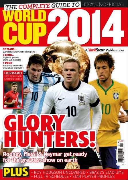World Soccer - One shot 2014