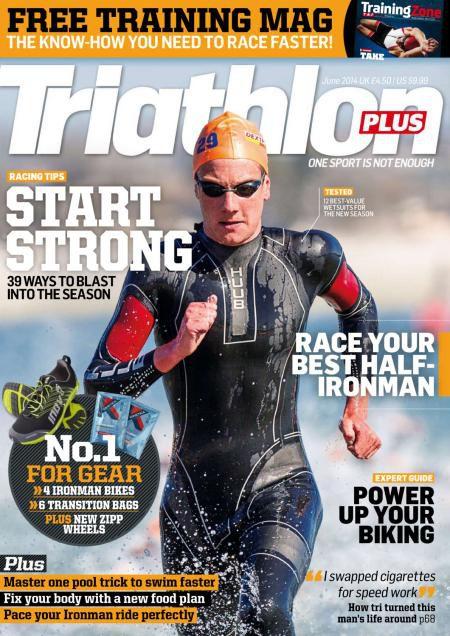 Triathlon Plus - June 2014