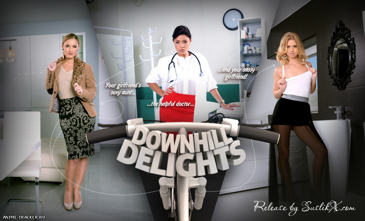 Downhill delights / ����� ����������� [2014] [Uncen] [Video,Flash] [ENG] SexGame