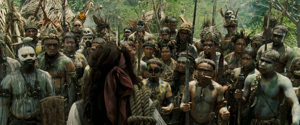 Пираты Карибского моря: Сундук мертвеца / Pirates of the Caribbean: Dead Man's Chest (2006) BDRip-AVC | Лицензия