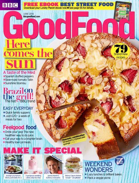 BBC Good Food - June 2014