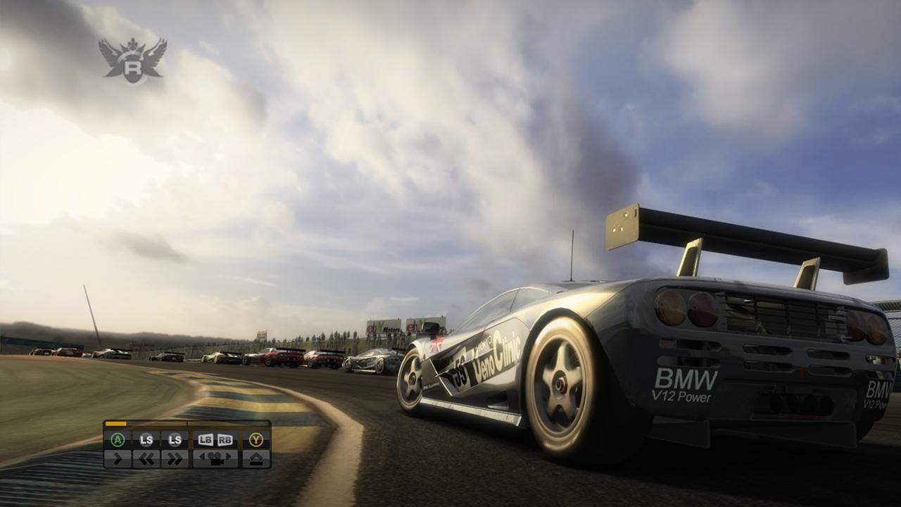 Race Driver: GRID (2008) [Ru/Multi] (1.3/DLC) SteamRip R.G. Games