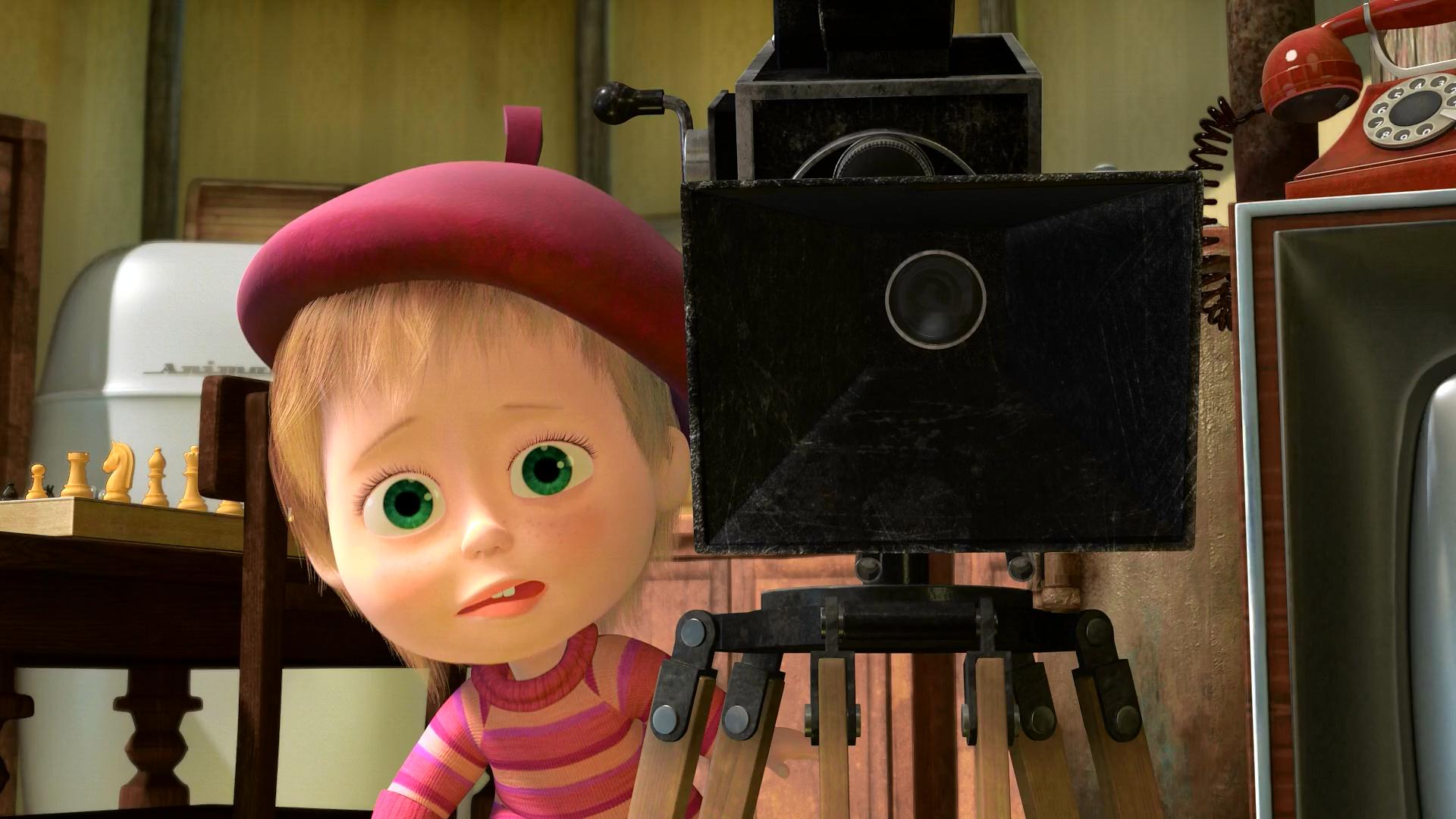 фото фильмы с машей