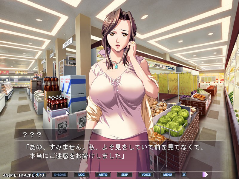 MILF shop Big Breast / Hitozuma Gui ~Manbiki G-man Chijoku Nikki~ [2008] [Cen] [VN] [JAP] H-Game