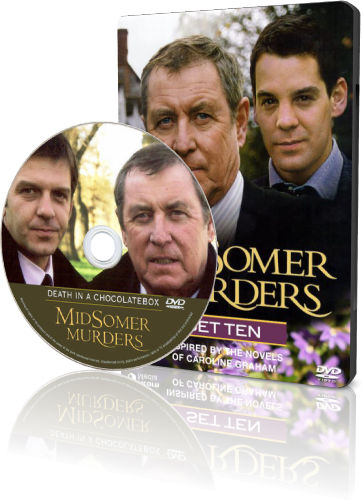 Чисто английские убийства / Midsomer Murders / Сезон: 10 / Серии: 1-8 (8) (Питер Смит / Peter Smith, Ренни Рай / Renny Rye, Ричард Холтхоуз / Richard Holthouse) [2006, криминал, детектив, DVDrip] MVO (Селена Интернешнл для ТВЦ) & Orig скачать