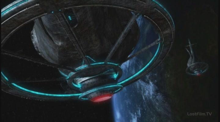 Вызов / Непокорная Земля / Defiance [2 Сезон. 1-13 из 13] (2014) WEB-DLRip   LostFilm