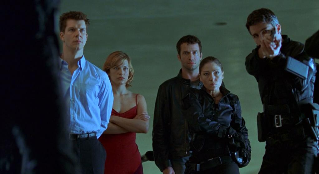 Обитель зла (2002) смотреть онлайн бесплатно (1 час