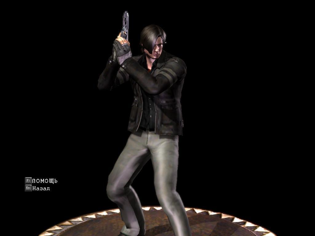Леон в куртке из Resident evil 6 32e743e8966cfce5d729b4c3343b293e