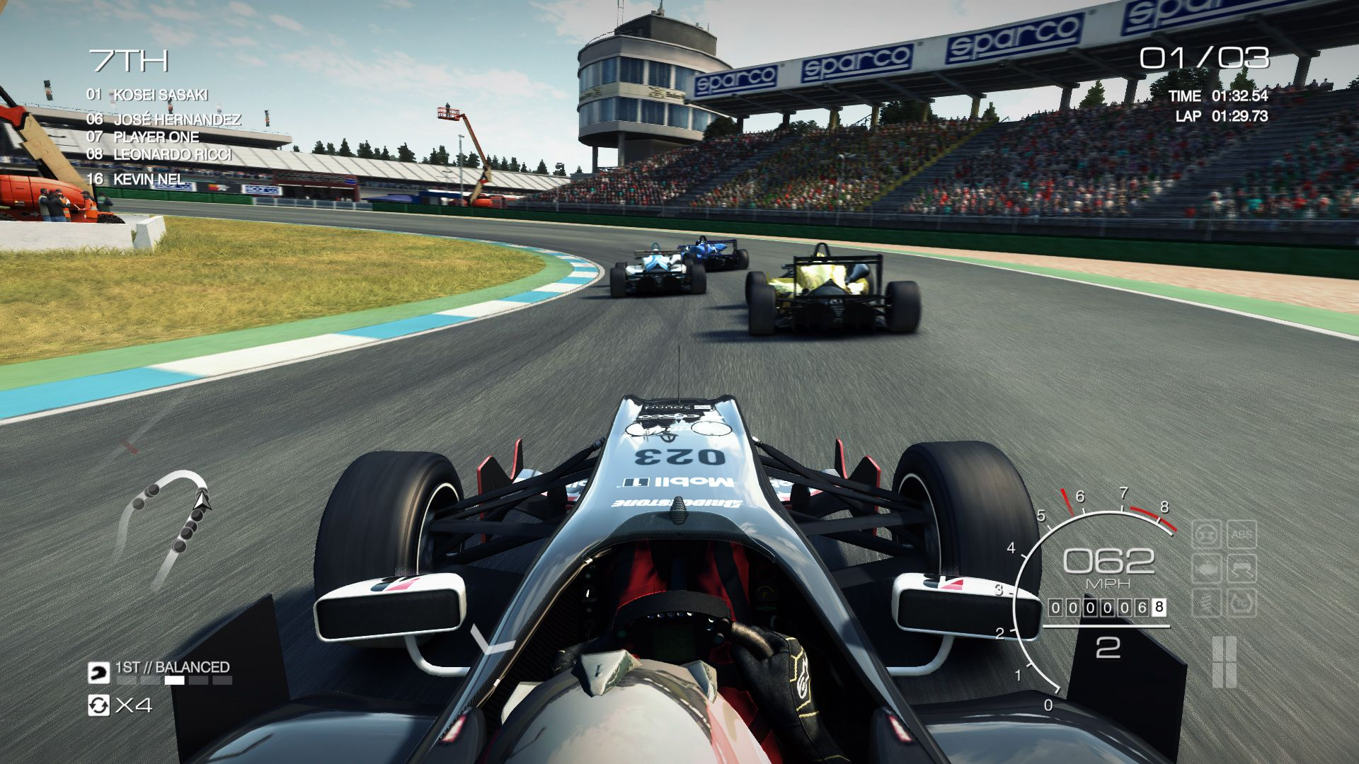 GRID: Autosport (2014) XBOX360 | Region Free