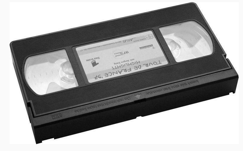 Голоса с видеокассет