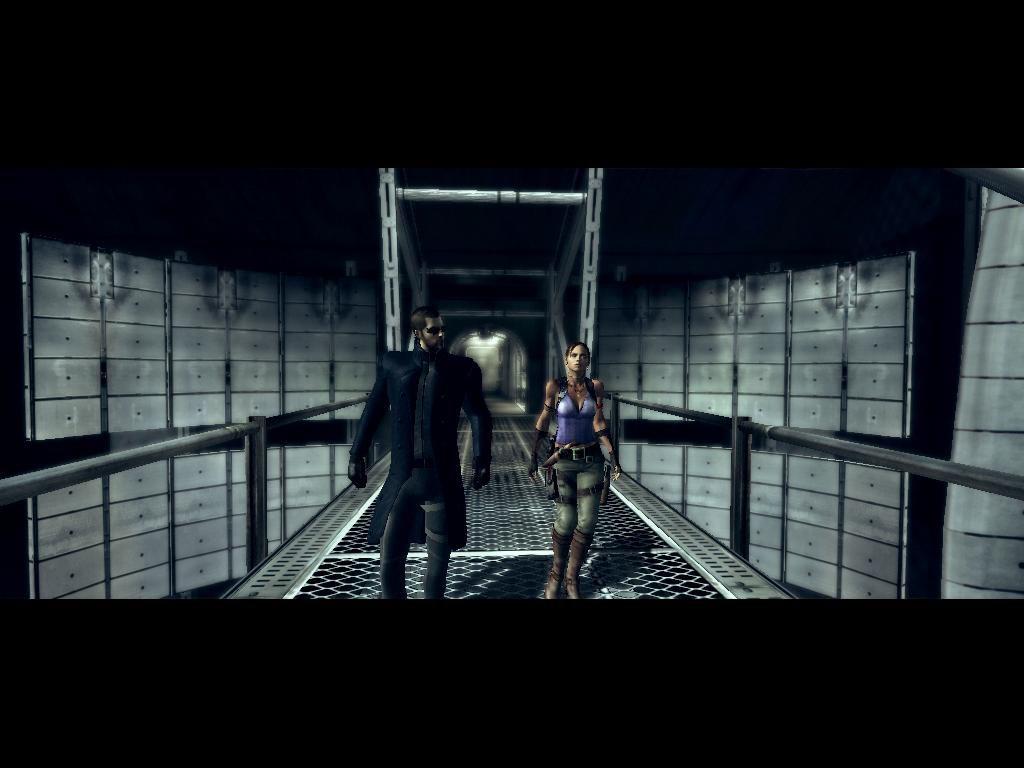 Адам Дженсен в плаще из Deus Ex: Human Revolution 75edefa73f2be508613e079c1a0549e7