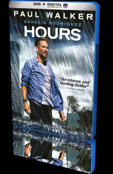 Побеждая время / Считанные часы / Hours (Эрик Хайссерер / Eric Heisserer) [2013, США, триллер, драма, BDRip-AVC] MVO + Original (eng) + Sub (eng)