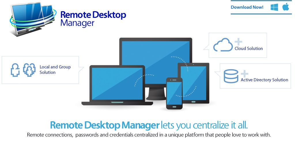 Remote Desktop Manager 10.5.0.0