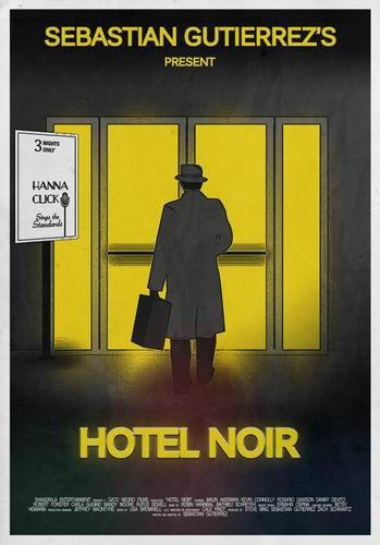 Отель «Нуар» / Hotel Noir (Себастьян Гутьеррес / Sebastian Gutierrez) [2012, США, драма, криминал, BDRip] AVO (Дольский)