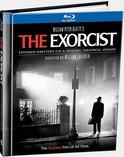 Изгоняющий дьявола / The Exorcist (1973/2000) BDRip 720p | Extended Director's Cut