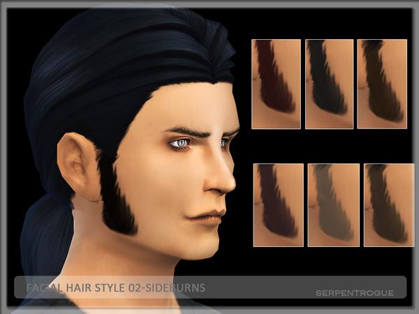 Facial Hair Style 02-Sideburns.jpg