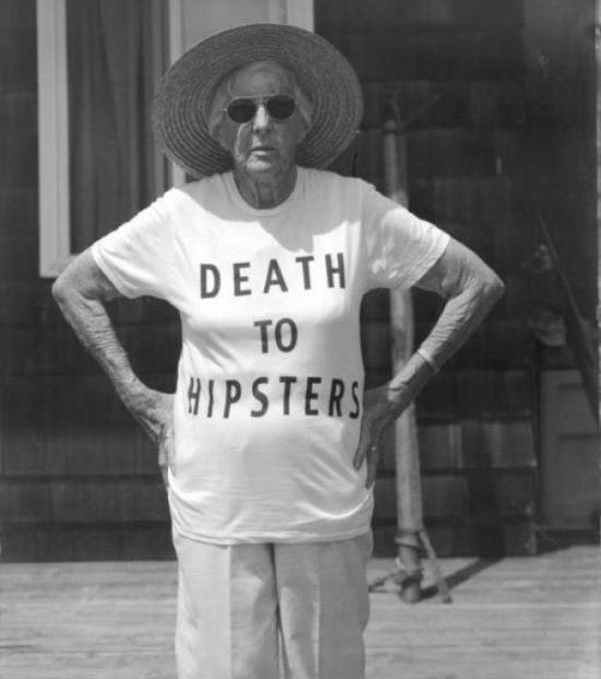 Смерть хипстерам 1