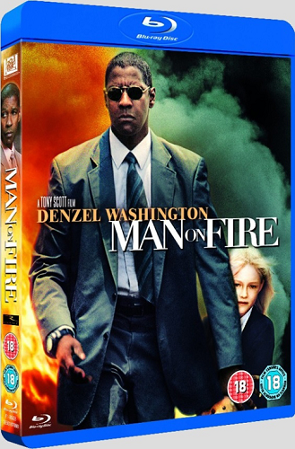 ���� / Man on Fire (2004) BDRip 720p   DUB
