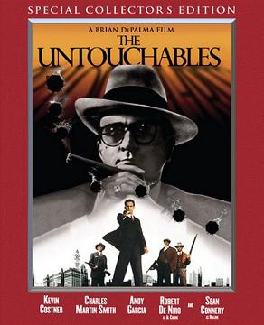 Неприкасаемые / The Untouchables (1987) BDRip 720p