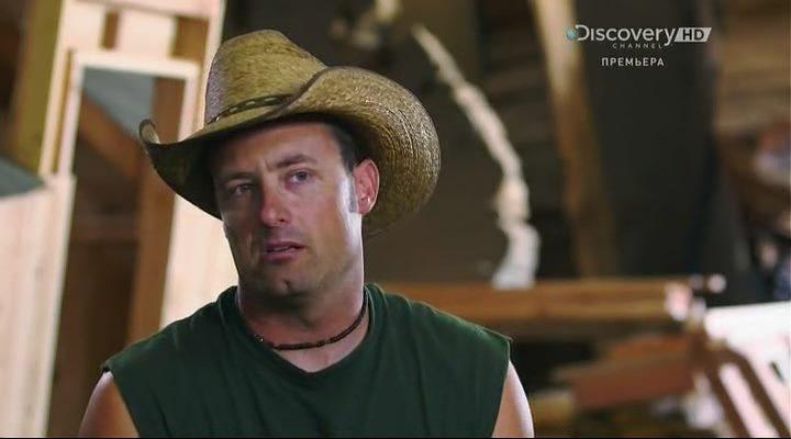 Discovery. Короли столярного дела / Redwood KINGS (1-8 серия) (2013) HDTVRip
