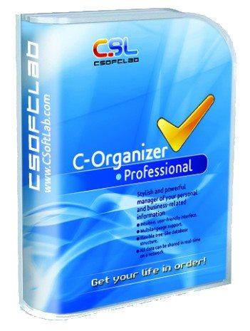 CSoftlabs C-Organizer Professional 5.1.1 Final