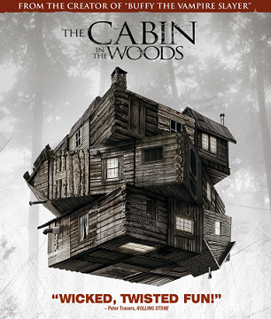 Хижина в лесу / The Cabin in the Woods (2011) BDRip 720p