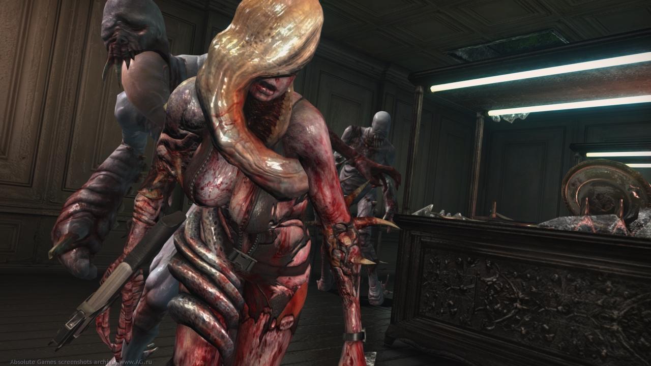 Resident Evil: Revelations (2013) [Ru] [OS X WineSlin]