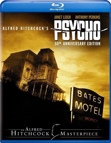����� / Psycho (1960) BDRip 1080p | MVO | 50th Anniversary Edition