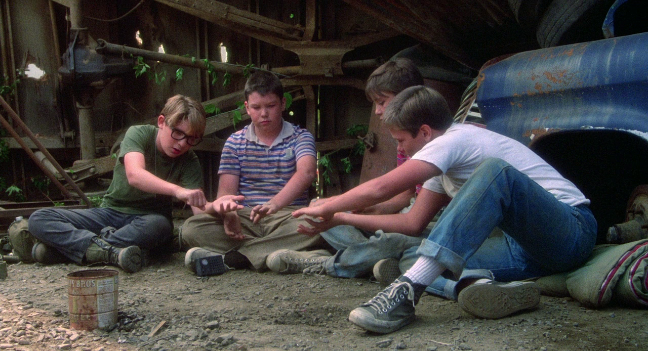 Останься со мной / Stand by Me (1986) BDRip 720p | 25th Anniversary Edition