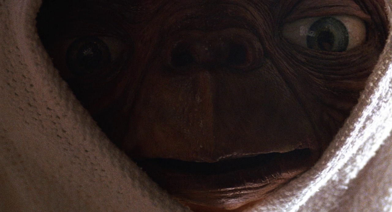 Инопланетянин / E.T. the Extra-Terrestrial (1982) BDRip 720p | 30th Anniversary Edition