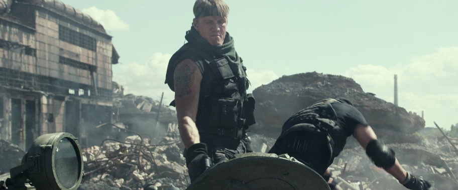 Неудержимые 3 / The Expendables 3 (2014) BDRip-AVC | UNRATED