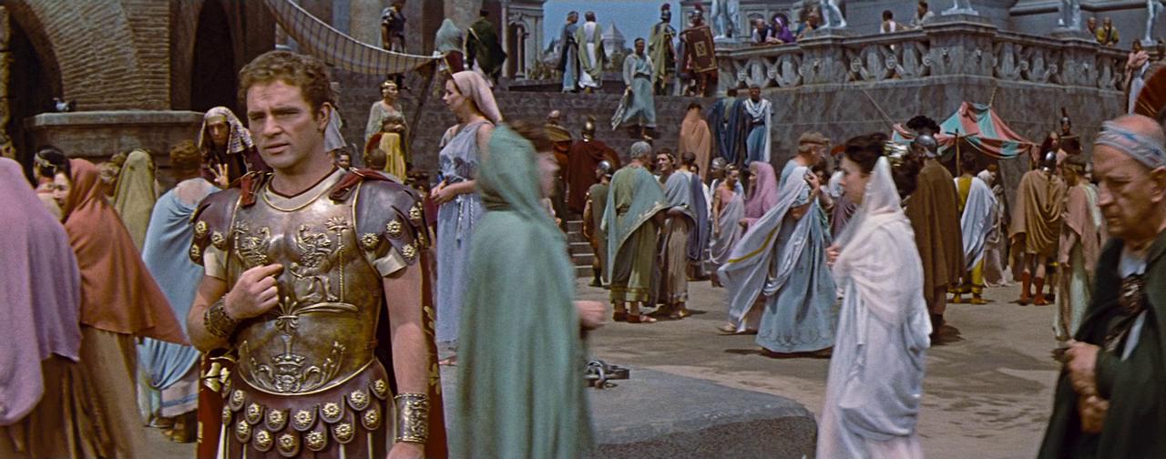 Плащаница / The Robe (1953) BDRip 720p