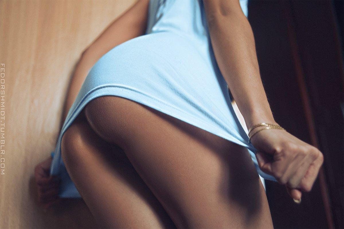 Под голубым платьем 1