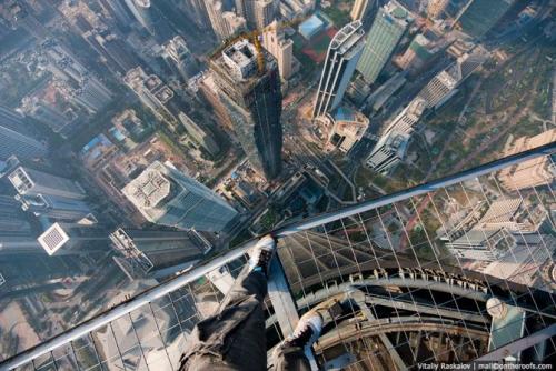 Гуанчжоу и Шанхай с высоты [Фоторепортаж]