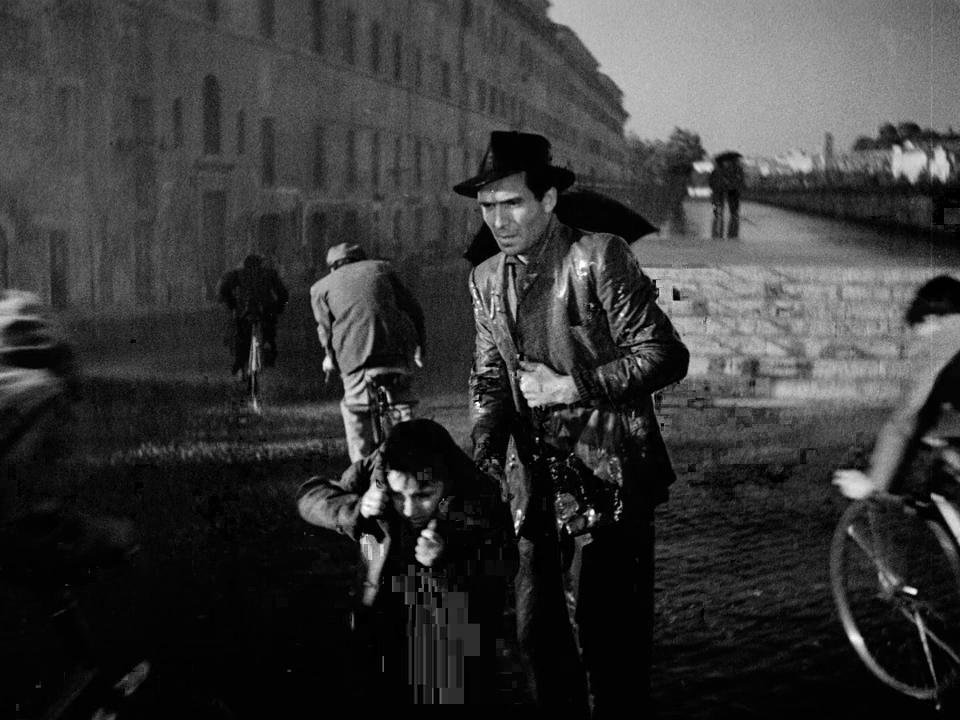 Похитители велосипедов / Ladri di biciclette (1948) BDRip 720p