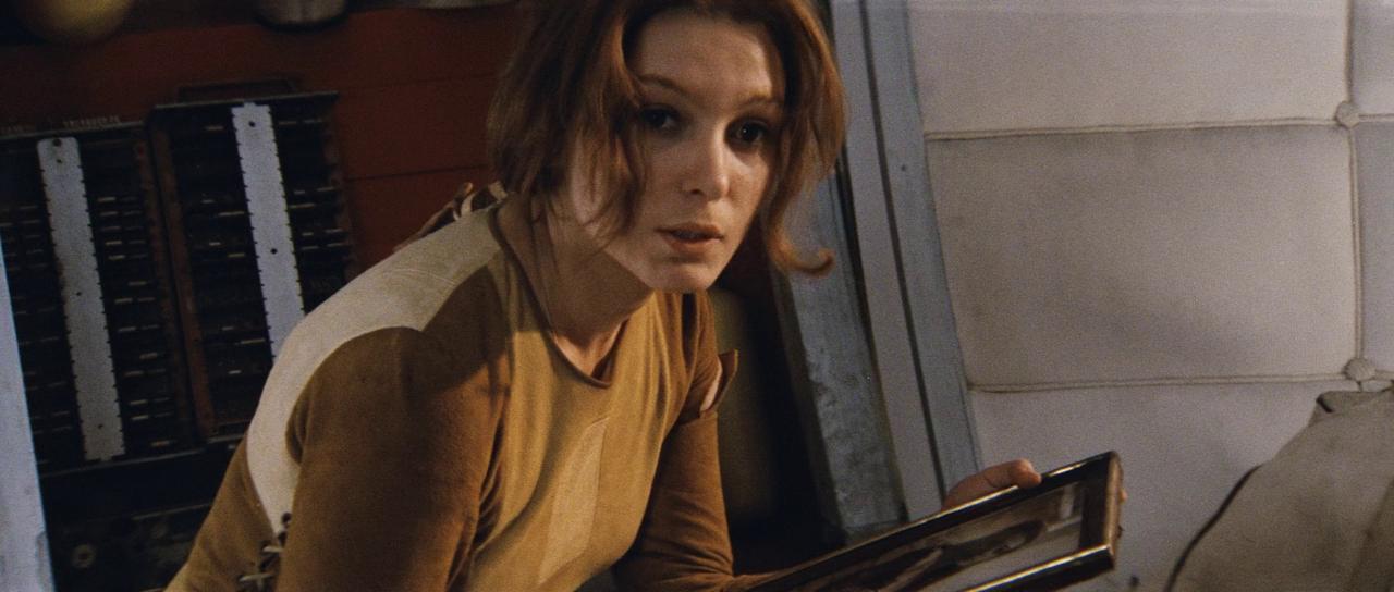 Солярис / Solaris (1972) BDRip 720p | Полная реставрация - «Крупный План»