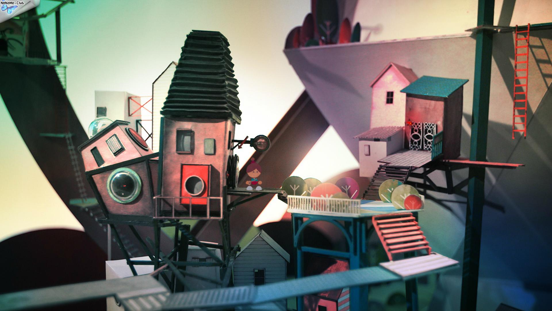 Скриншот Lumino City v1.0 (Лицензия) №2