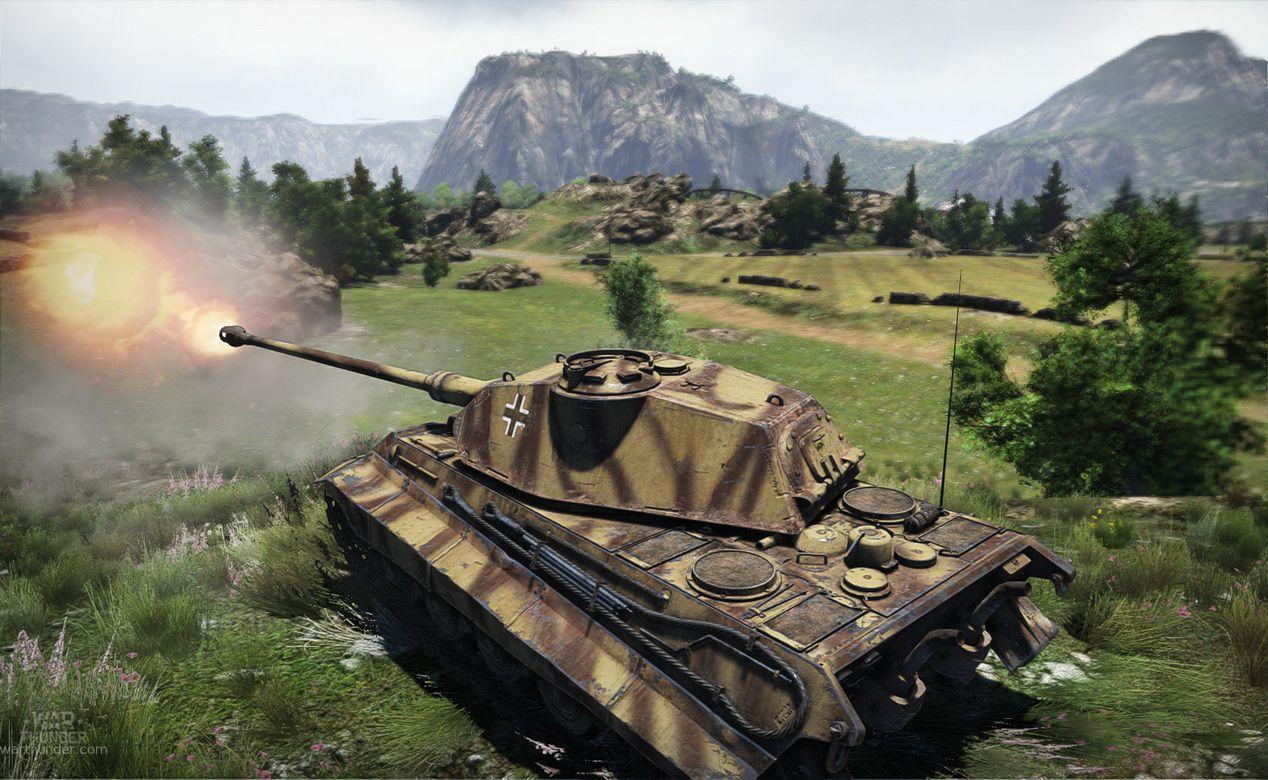War Thunder - скачать бесплатно торрент