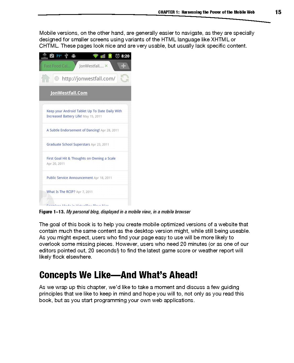 mobile application development platforms pdf